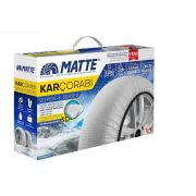 Matte Kar Çorabı - Superx Series X-LARGE