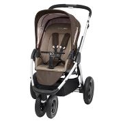 Maxi-Cosi Mura Plus 3 Bebek Arabası / Walnut Brown