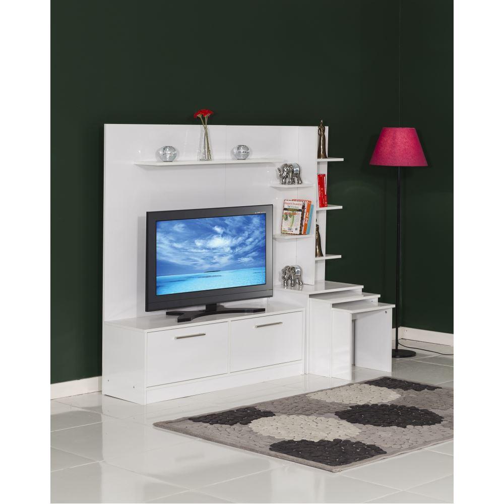 Mobetto Newyork Tv Nitesi Beyaz Modelleri Ve Fiyatlar Tekzen # Melis Tv unitesi