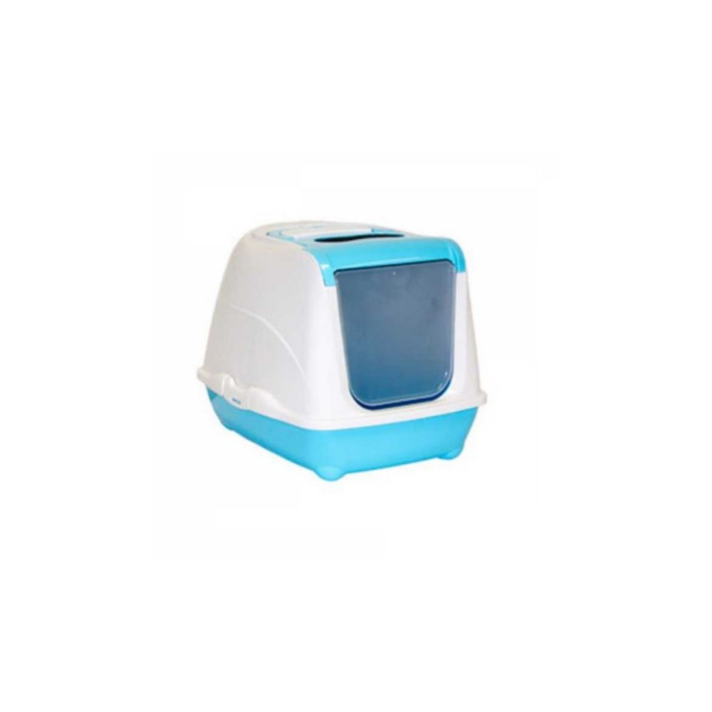 large covered cat litter box sifter
