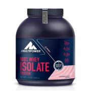 Multipower %100 Whey Isolate Protein 2000 Gr (Çilek)