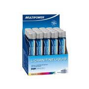 Multipower L-Carnitine Liquid 1800 Mg 20 Ampul Portakal