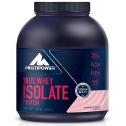 Multipower %100 Whey İsolate Protein 2000 Gr Çilek