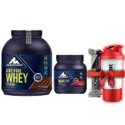 Multipower %100 Pure Whey Protein 2000 Gr - Multipower BCAA Powd Muz