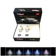 Xenon Turbo Set Metal SMD Led 12V H4 30W Bey