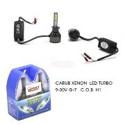 Oto Xenon  Led Turbo  9-30V G-7   C.O.B  H1