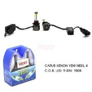Oto Xenon  Led Turbo 9-30V  G-7  C.O.B  9005