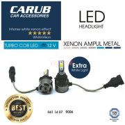 CARUB Xenon Led 12V Turbo C.O.B 9006