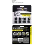 Nite-İze Knotbone No3 4Pack With Cord