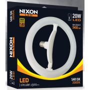 Nixon Led Simit - Sarı Işık 20 Watt