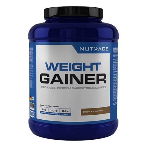 Nutrade Weight Gainer 4500 Gr Çikolata