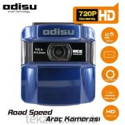 Odisu Road Speed HD Araç Kamerası