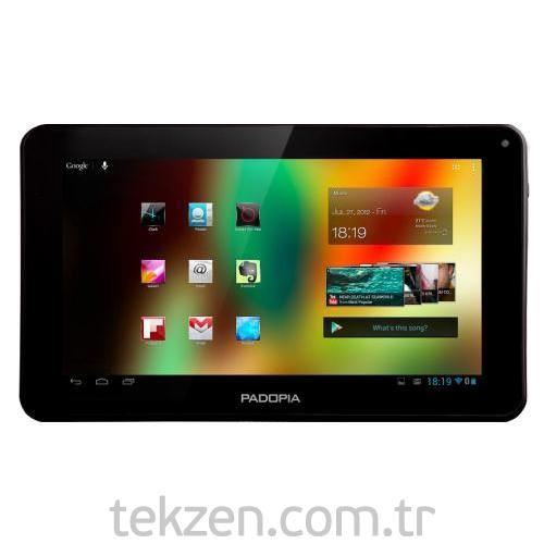 Padopia 9'' View 8gb Tablet Pc