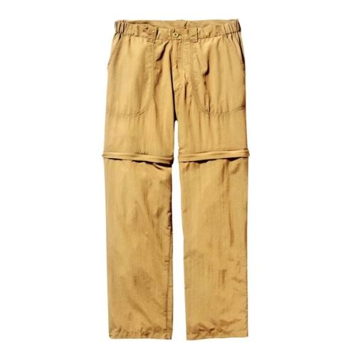 Patagonia Bay Island Hopper Zip-Off Pantolon Camel