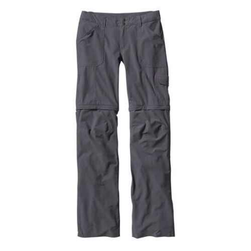 Patagonia 55860 Women'S Nomader Zip-Off Pants Gri