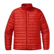 Patagonia Men's Ultralight Down Jacket Turuncu M