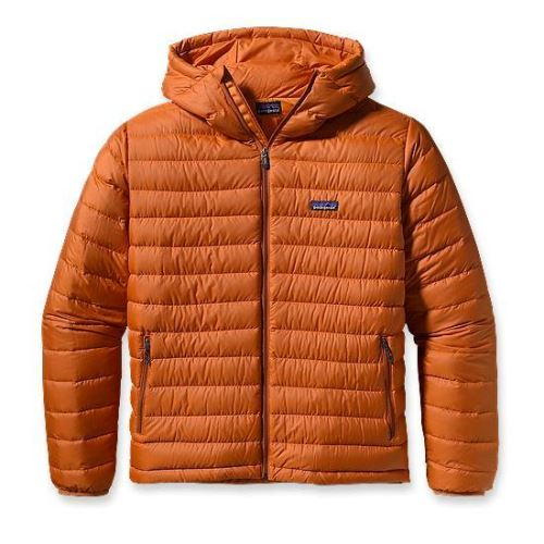Patagonia Bay Down Sweater Hoody Turuncu