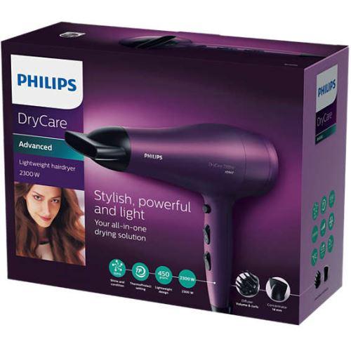 Philips Bhd282 00 Iyon 2300w Sac Kurutma Makinesi Tekzen