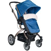 Pierre Cardin PC405 Twist Travel Bebek Arabası Mavi