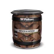 Polisan Wood&Wood Teak Yağı Anti-Aging 0,75 LT