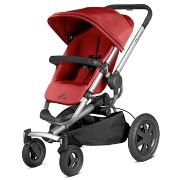 Quinny Buzz Xtra 4 Bebek Arabası / Red Rumour
