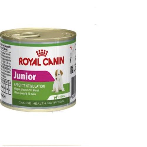 Royal Canin Mini Junior Köpek Konservesi 195 Gr