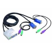 S-LINK SL-325 2 Port Kvm Switch Manuel
