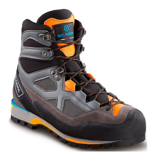 Scarpa Rebel Lite Gtx Smoke/Papaya Bot (7) 46