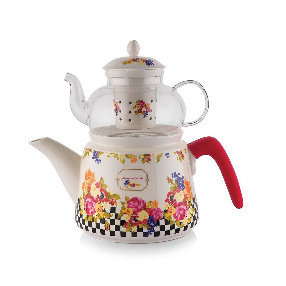 Porselen çaydanlık nasıl temizlenir