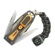 Smiths 10-N-1 Survival Multi Tool Biley Aparat