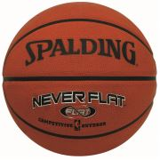 Spalding No:7 Never Flat Outdoor (Dış Mekan) Basket Topu
