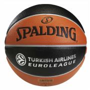 Spalding TF-500 Turkish Airlines Euroleague Basketbol Topu No:7