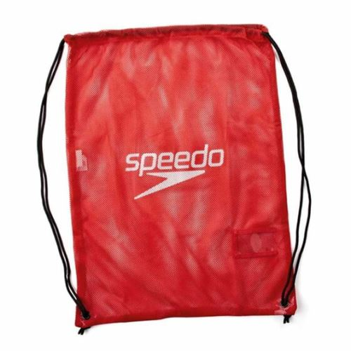 Speedo Equip Mesh Bag Red Çanta