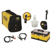 Stanley SUPER180KIT 160 Amper İnverter Kaynak Makinesi