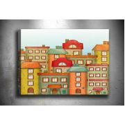 Tablocenter Dekoratif Kanvas Tablo 30x40 cm