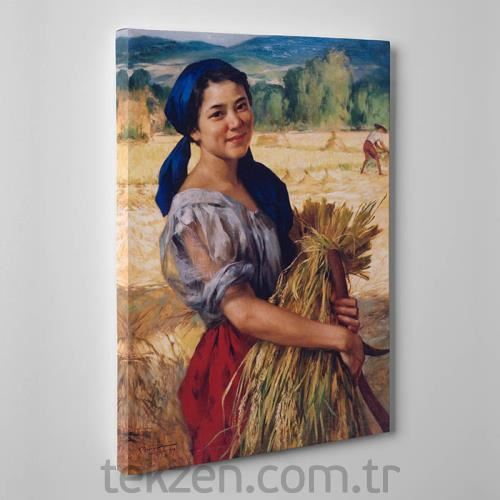 TabloShop - Ayala Kanvas Tablo - 50x75cm