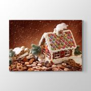 Tabloshop Gingerbreat Tablosu 140x100 cm