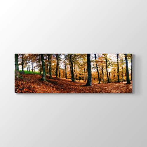 Tabloshop Forest Tablosu 150x50 cm