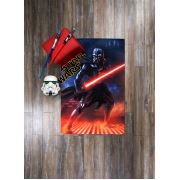 Taç Lisanslı Star Wars Movie Halı 80x140 cm