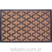 Kapı Paspası  Rubber Backed 40*60cm-FDR-43