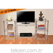 Mini Tv Standı Seti -wk531015