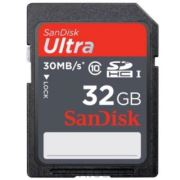 Sandisk 32GB Ultra SD Kart CL10
