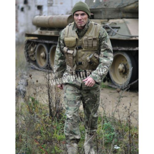 Sturm Us Bdu Multi Camo Pantolon XL