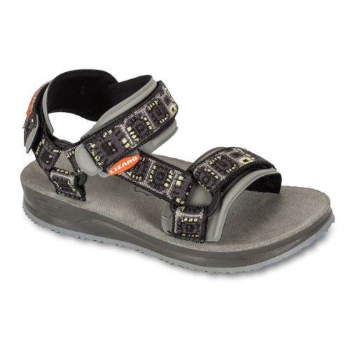Lizard Raft Junior Sponge Grey Çocuk Sandalet 24