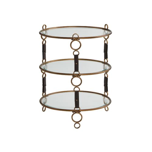 Cemile Metal Shelf 70 cm