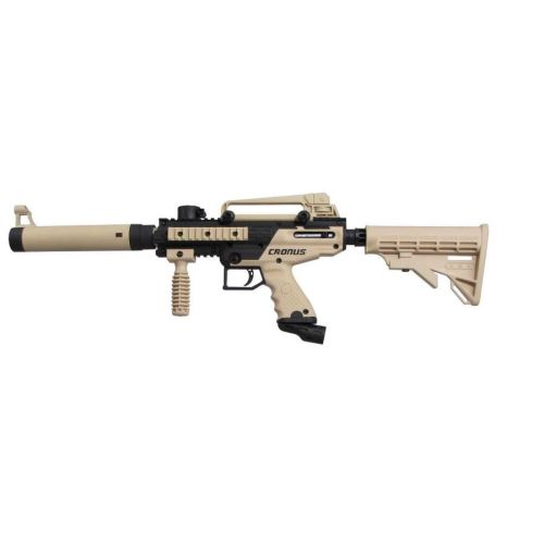 Tippmann Cronus Tactical Paintball Silahı TAN