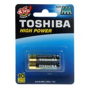 Toshiba LR3 2'li High Power Alkalin İnce Pil