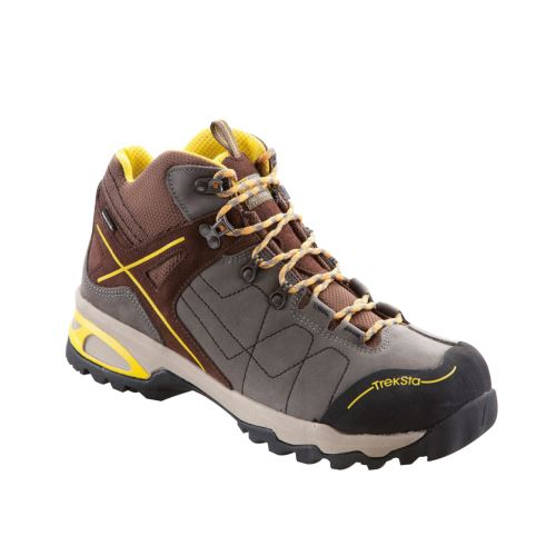 Treksta Iron 125 Brown/Yellow Goretex Bot 46