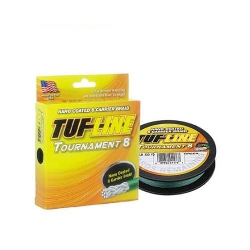 Tuf Line Tournament 8 Green 0,229 mm 274.Mt