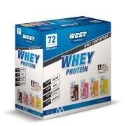 West Nutrition Whey Protein Tozu 2592 gr 72 Şase Mix Aromalı